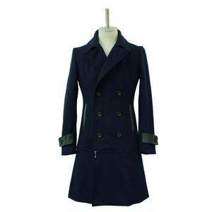 【Last1】Zip Long P Coat