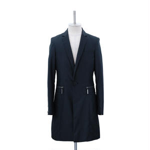 T-Bar Cuffs Long Jacket