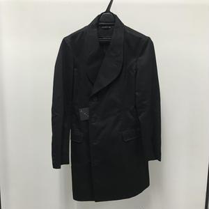 【Sample】ショールカラーロングジャケット