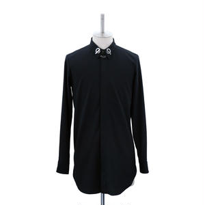T-Bar Collar Shirt
