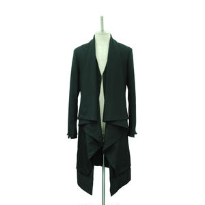 Layered Drape Jacket