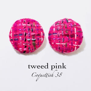 Coquettish38  /  tweed pink