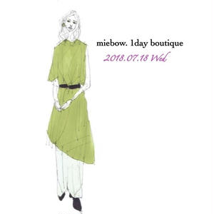 miebow.1day boutique ご予約フォーム