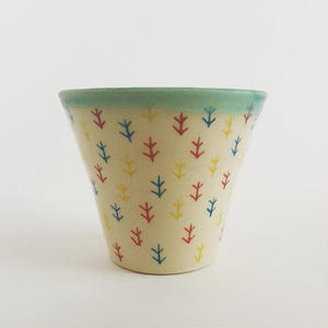 カラフルフリーカップ(柄)