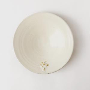 4寸皿(ぽわぽわ木)