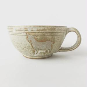 ヒージャースープカップ