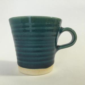 星砂マグカップ