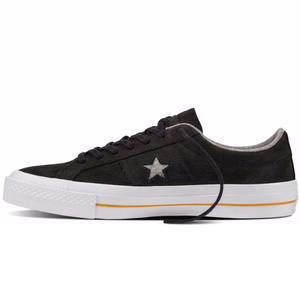 One star Nubuck BLACK