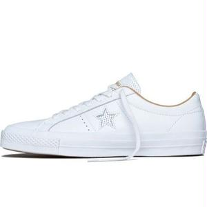 ONE STAR Leather - White/Sand Dune/Whit 153700C