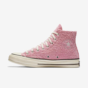 Converse Chuck Taylor All Star 70  Fuzzy Bunny High Top Heritage  Pink 155447C
