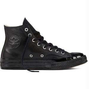 CONVERSE CHUCKTAYLOR 1970`s Wordmark wool high -BLACK