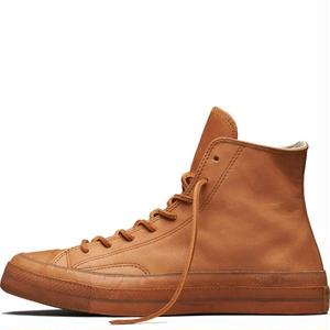CONVERSE Chuck Taylor All Star 70 HI BegeuTan leather