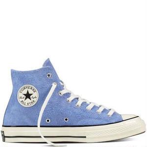 !!!SPECIAL SALE!!! Chuck Taylor All Star 1970`s vintage suede PIONEER BLUE HI 26,27,28cm