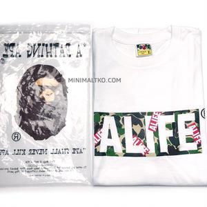[BAPE] BAPE x ALIFE T-SHIRT