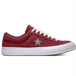 ONE STAR corduroy dark burgundy 161631C