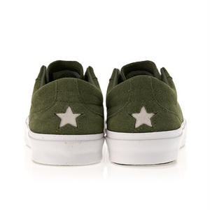 One Star CC Hairy Suede Herbal