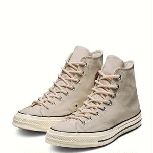 [CONVERSE] CHUCK TAYLOR ALL STAR 1970`s Hi Suede NATURAL IVORY 162372C (税込み.送料無料)