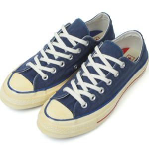 [CONVERSE] Chuck Taylor All Star 1970`S LOW - Vintage navy