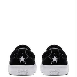 CONVERSE ONE STAR CC Slip Black 160545C