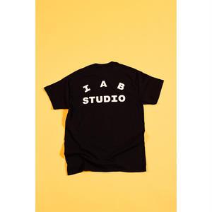 IAB STUDIO T-SHIRT - BLACK