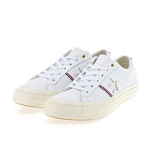 Converse ONE STAR OX WHITE LEATHER 159694C