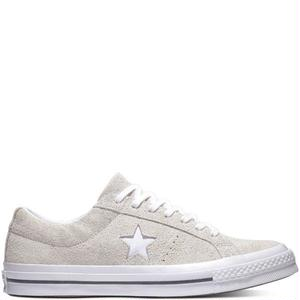 ONE STAR  SUEDE WHITE 161577C