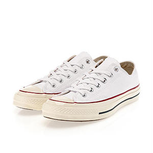 [CONVERSE]  CHUCK TAYLOR ALL STAR 1970`s LOW White 162065C
