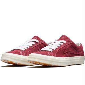 CONVERSE X GOLF LE FLEUR ONE STAR - RED 162132C
