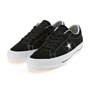 CONS One Star Pro Hairy Suede-BLACK