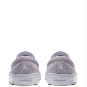 CONVERSE ONE STAR CC Slip Barely Grape  160544C