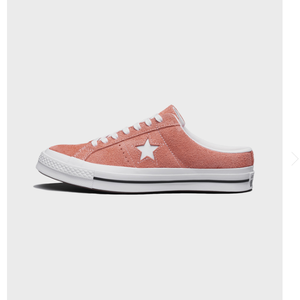 CONVERSE ONE STAR MULE Rush Coral 162069C