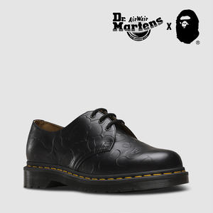 Dr. Martens and A BATHING APE® 1461 BLACK