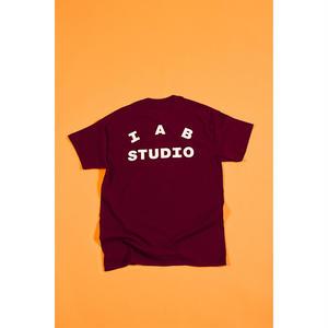 IAB STUDIO T-SHIRT - WINE