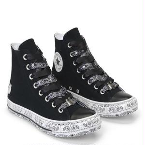 CONVERSE x MILEY CYRUS Chuck taylor all srar HI-black