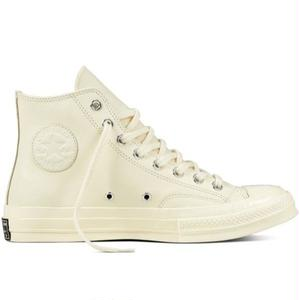 CONVERSE CHUCKTAYLOR 1970`s Wordmark wool high -WHITE