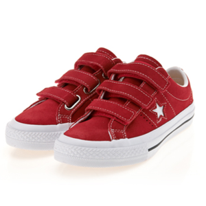 CONVERS CONS ONE STAR 3V OX - RED