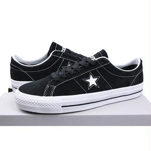 CONVERSE CONS ONE STAR BLACK 159579C