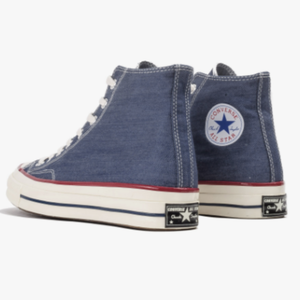 [CONVERSE]  Chuck Taylor All Star 1970`s HI - Denim 153830c
