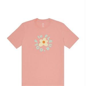 Converse Golf Le Fleur T-Shirt  Peach Pearl