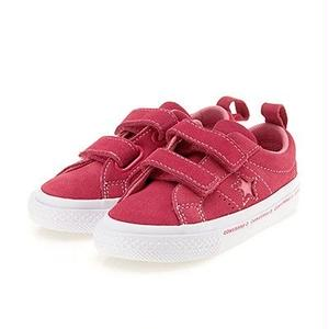 [CONVERSE KIDS] ONE STAR 2V KIDS - PINK