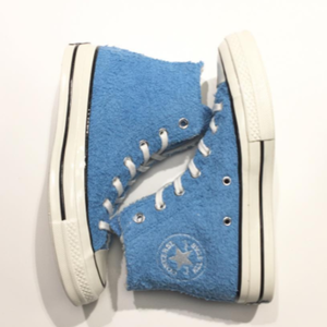[CONVERSE] Chuck taylor 1970's Hi - FRENCH TERRY BLUE