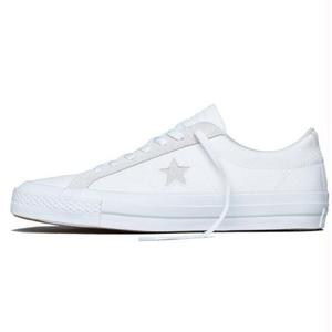 Converse CONS One Star Pro Ox WHITE Canvas 153711C