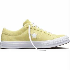 ONE STAR CLASSIC SUEDE Lemon Haze 158438C