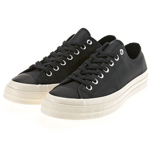 Chuck Taylor All Star 70 Leather Suede Low/Black 153848C