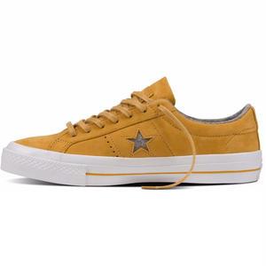 One star Nubuck YELLOW