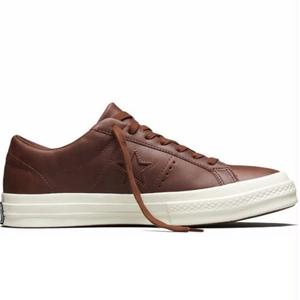 ONE STAR Leather - Dark Brown