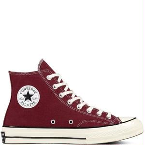 [CONVERSE] Chuck Taylor All Star 1970`S HI DARK BURGUNDY 162051C