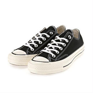 [CONVERSE] Chuck Taylor All Star 1970`s LOW ( BLACK)144757C