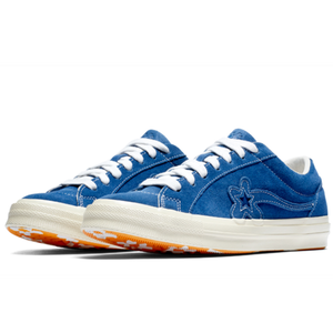 CONVERSE X GOLF LE FLEUR ONE STAR - BLUE 162131C