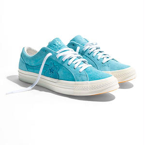CONVERSE X TYLER GOLF LE FLEUR ONE STAR(Carolina Blue) 160326C